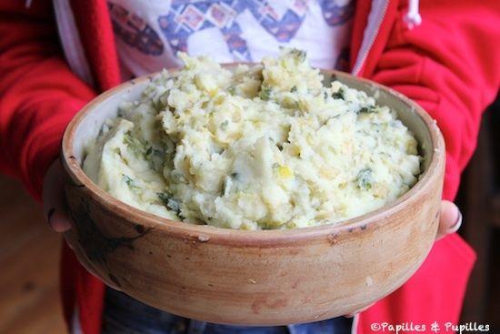 Pur e de pommes de terre au chou vert o comment faire - Comment cuisiner un choux vert ...