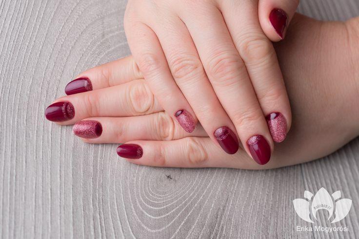 #simply #elegant #lovely #nails #2MBeauty #nailshop