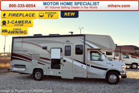New 2016 coachmen leprechaun 240fs w 2 recliners ext tv for Motor home specialist inc alvarado texas