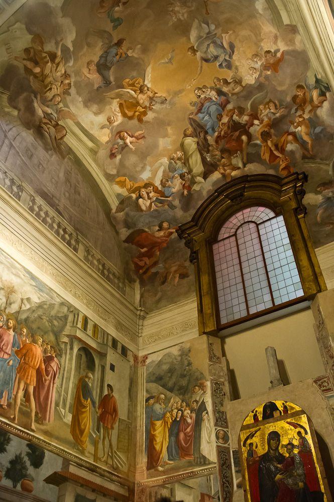 Santa María del Carmen, Florencia, Italia.                                                                                                                                                                                 Más