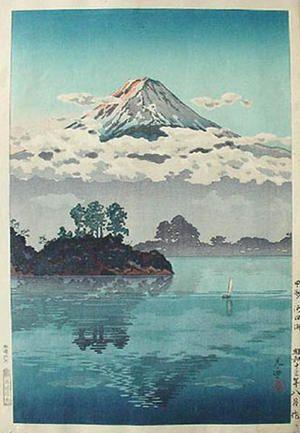 Tsuchiya Koitsu: Koshu Lake Kawaguchi
