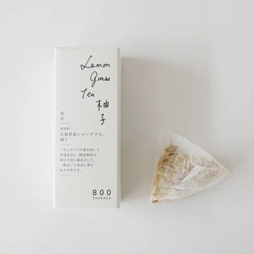800 for eats : レモングラス×柚子/ブレンドハーブティー | Sumally