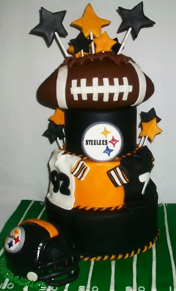 Made for a local sports bar for last weeks game.Go Steelers! :)