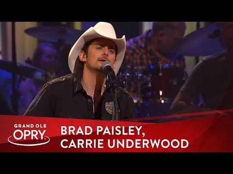 Brad Paisley/Carrie Underwood. (Remind Me)..