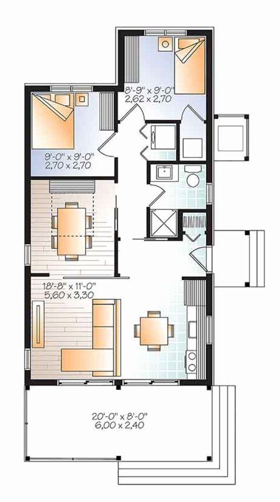 Low Cost Floor Plan Home Design Unique Cheapest House Plans To Build How To Make An Affordable In 2020 Cheap House Plans House Plans Cottage House Plans