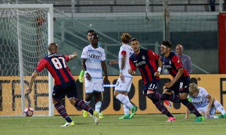 Cuplikan Gol Crotone 3-1 Lazio, Liga Italia: Bantai Lazio, Crotone Lolos Degradasi