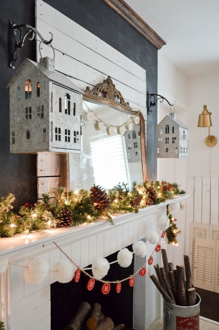 Easy Affordable Christmas Decorating Ideas