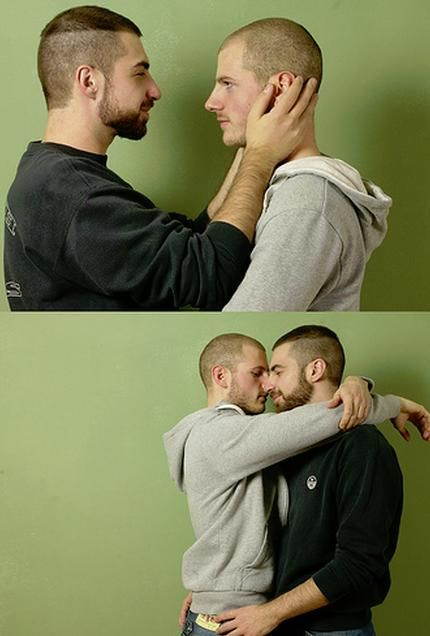 Love has no gender and being gay is a blessing. ♥♥ Guy & Chris http://about.me/LGBTparNatureAussi