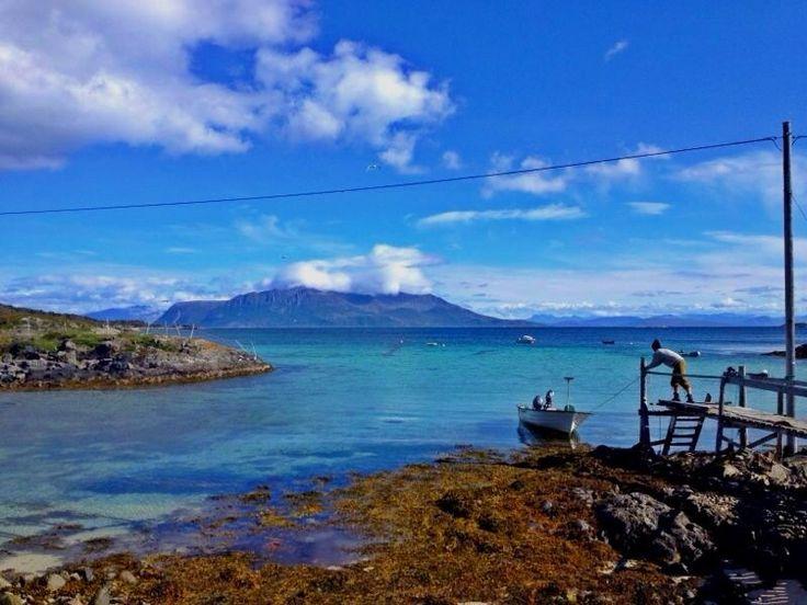 Flatøya ❤North Norway