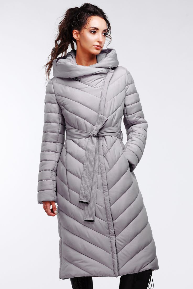 nice Стильные женские зимние пальто на синтепоне с капюшоном — Обзор  актуальных моделей зимы 2017- c5e8d37f1ce