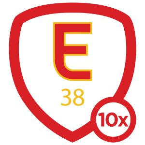 Eater 38 Badge
