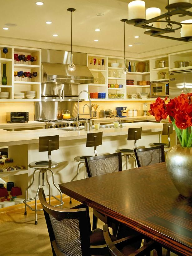 Cabinets, Kitchen Design, Modern Kitchens, Open Kitchens, Kitchen