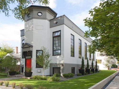 A Church House Conversion At SE Harrison And Larch (photo Courtesy Old PDX  Homes
