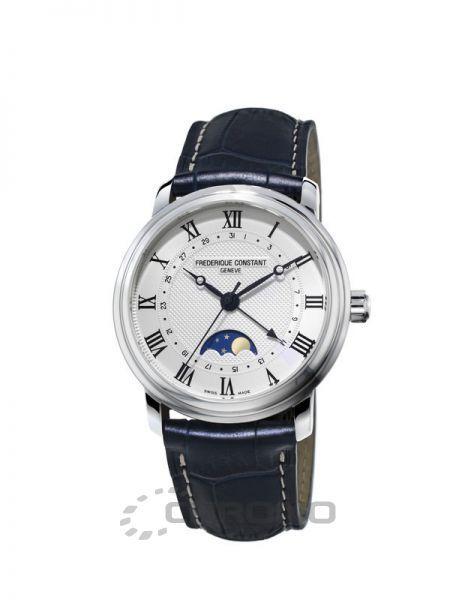 Ponúkame vám Pánske hodinky značky FC Classics Moonphase Automatic skladom na stránkach ichrono.sk. Ponúkame kompletný sortiment hodiniek zo skupiny Festina Group - všetok tovar skladom.