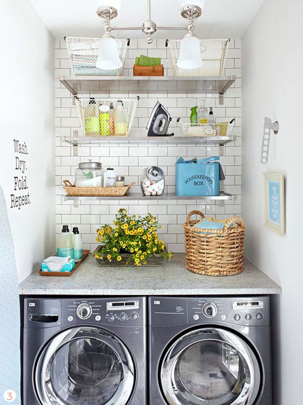 Eye Candy: 11 Incredible Laundry Rooms | Curbly