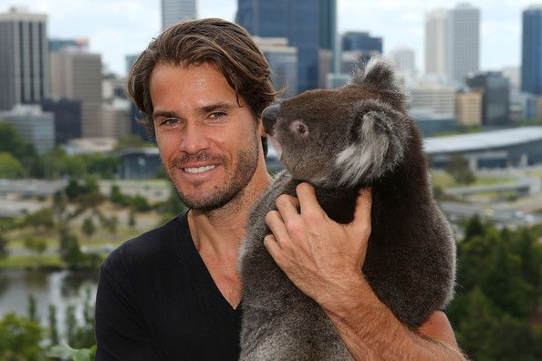 Tommy Haas does Tennis