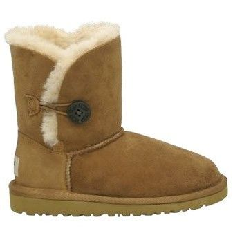 Ugg Chestnut Bambini Bailey Button Stivali 5991