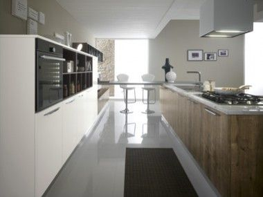 The KITCHENS of this Spar line, fashionable, exclusive and stylish, also offer a range of compositions for the living area. http://www.spar.it/sp/en/arredamento/proposta-04.3sp?cts=cucine_moderne_miami?utm_source=pinterest.com&utm_medium=post&utm_content=cucine-moderne-miami&utm_campaign=pin-cucine-moderne