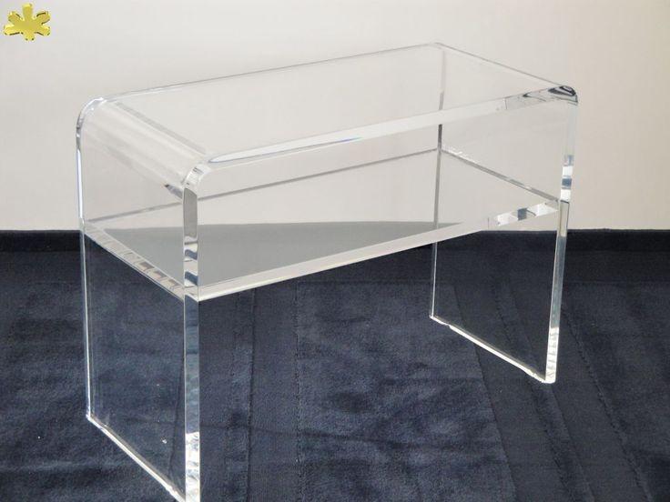 die besten 25 plexiglas tisch ideen auf pinterest lampe. Black Bedroom Furniture Sets. Home Design Ideas