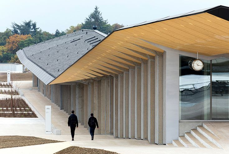 kengo kuma completes new artlab building for EPFL campus in lausanne