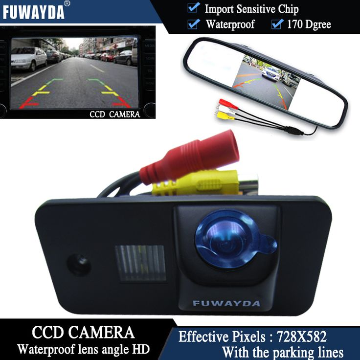 Best 25 discount cameras ideas on pinterest list of uk fuwayda color ccd car chip rear view camera for audi a3 s3 a4 s4 a6 a6l s6 a8 s8 rs4 rs6 q7 43 inch rearview mirror monitor yesterdays price us 3132 fandeluxe Image collections