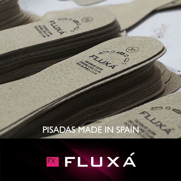 Pisadas Made in Spain #FLUXÁ #MadeinSpain #Shoes