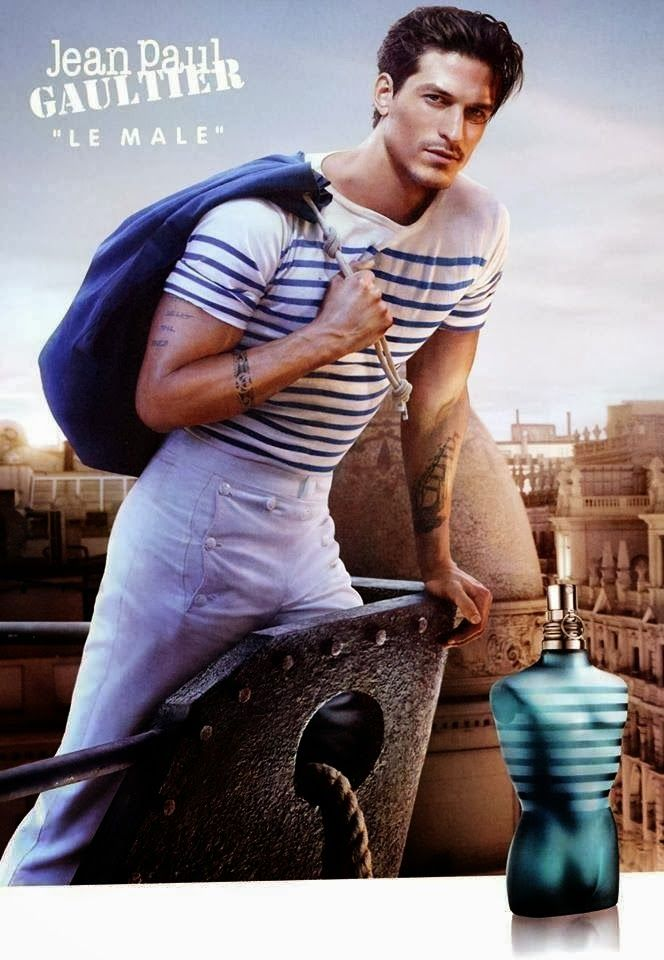 Jarrod Scott for Jean Paul Gaultier - not sure if Jarrod is French but it's French themed and a French designer.