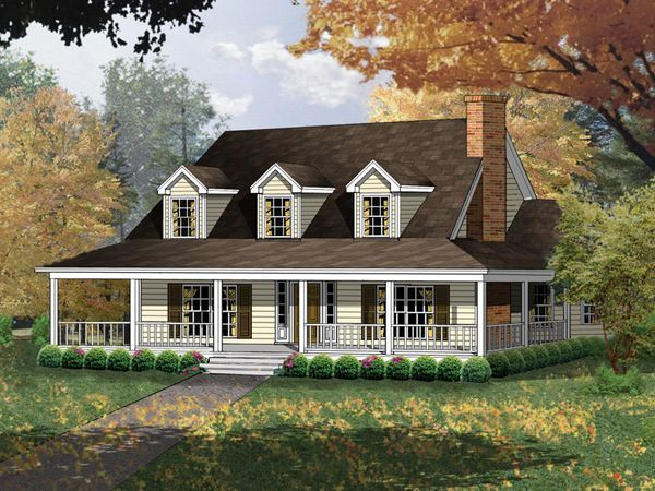 17 Best ideas about Farmhouse House Plans on Pinterest Farmhouse