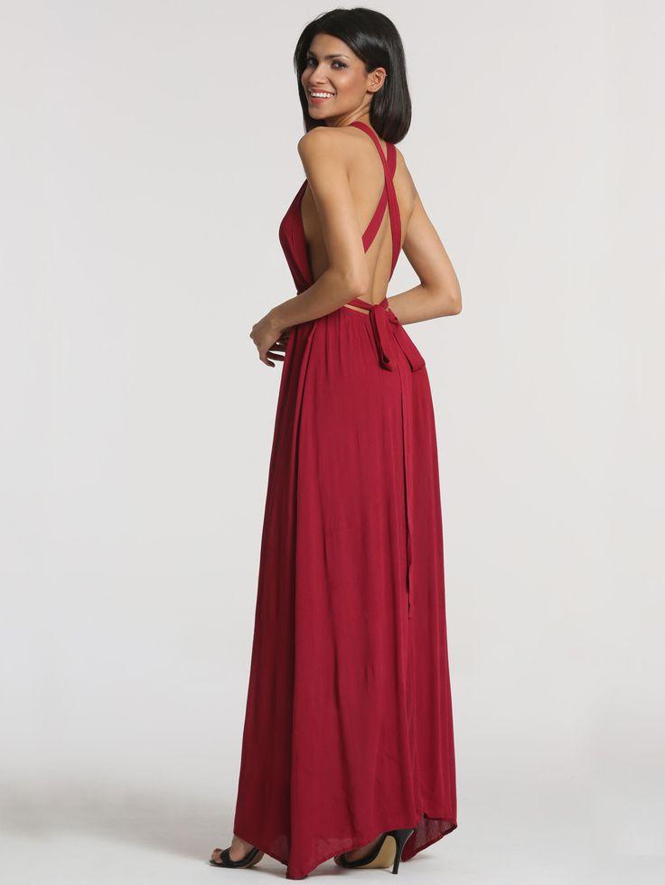 Wine+Red+Cross+Back+Maxi+Dress+18.99