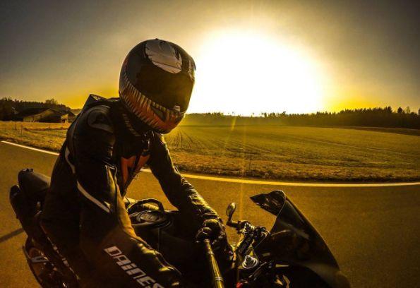 HJC Marvel Spiderman Venom Motorcycle Helmet and Blackforestrider