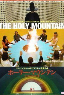 The Holy Mountain (1973) - http://www.imdb.com/title/tt0071615/