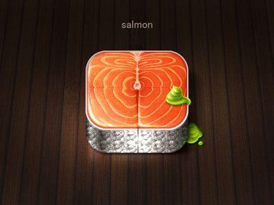 Salmon-icon