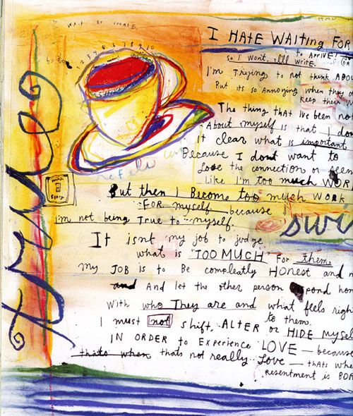 37 best Sabrina Ward Harrison-Artist images on Pinterest ... Sabrina Ward Harrison Sketchbook