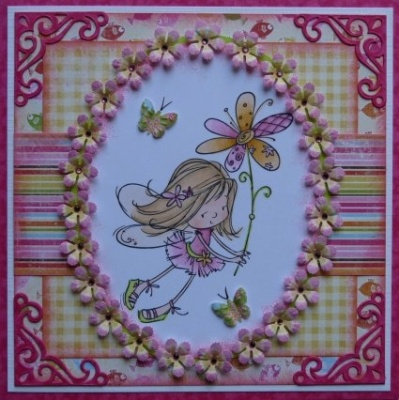 Stamp Sweet Elin - Nellie Snellen