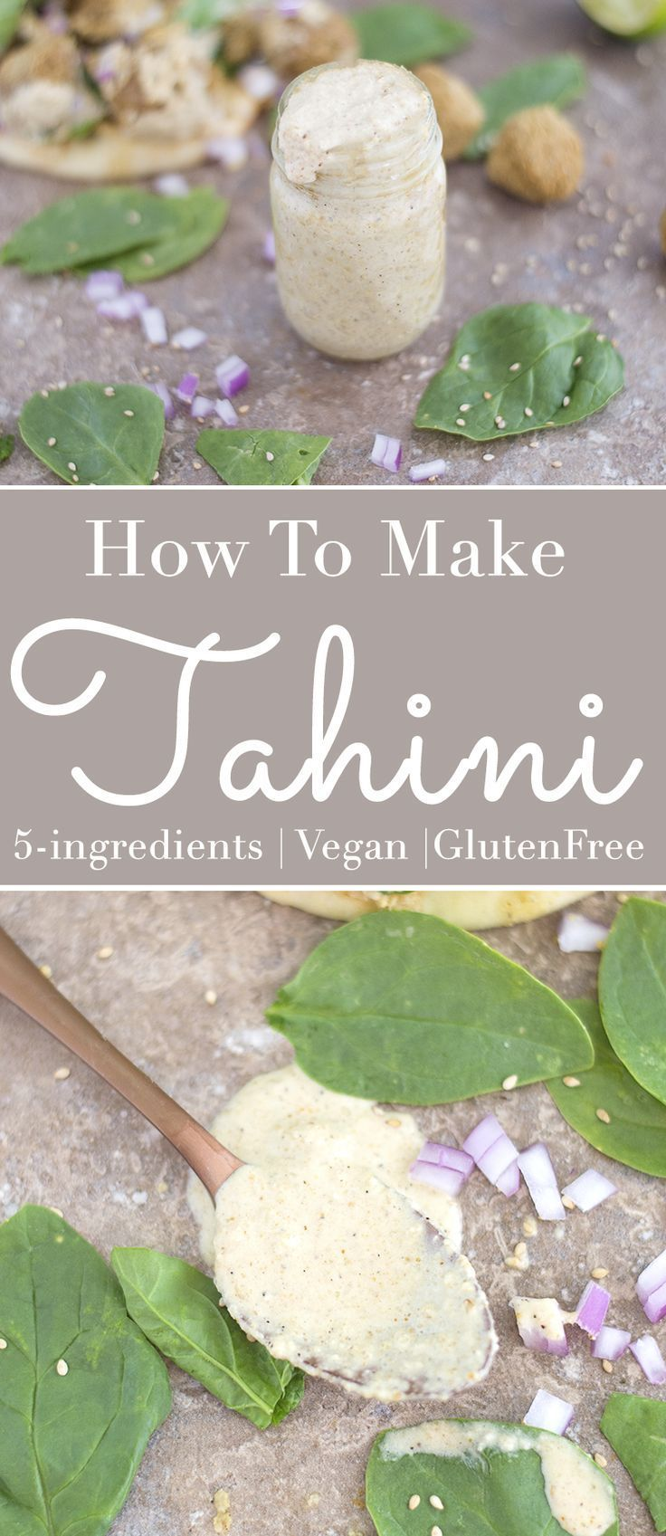 how to use black tahini