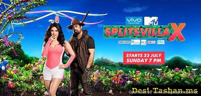 MTV Splitsvilla 10 Episode 4 - 13th August 2017 video watch online desi tashan,Splitsvilla 10 X episode 4 13th August 2017 full episodedesirulez.