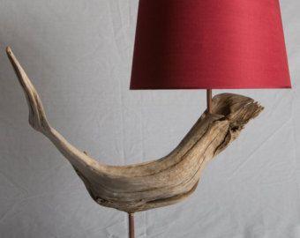 lamp driftwood