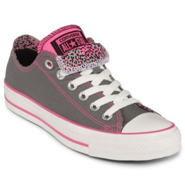 Need these pink leopard Chucks