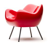 fotel RM58 Roman Modzelewski  1958  Vzór :: VZOR