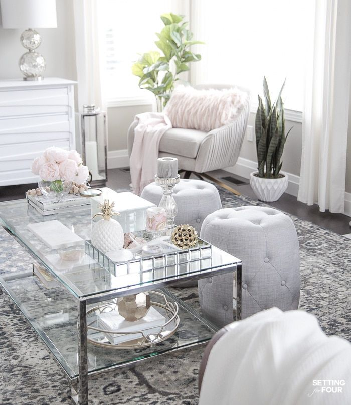 Blush Pink And Blue House Tour Home Decor Trending Decor Home Decor Trends