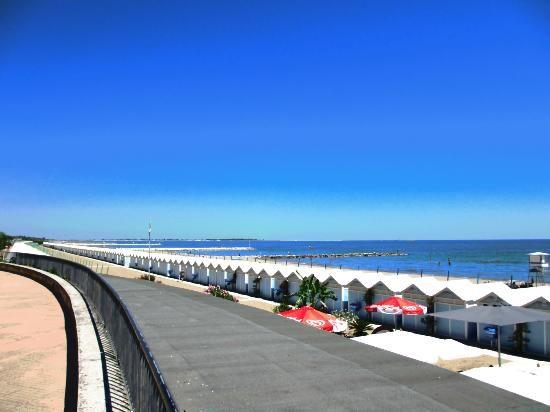 VENICE Lido Beach: The Beach
