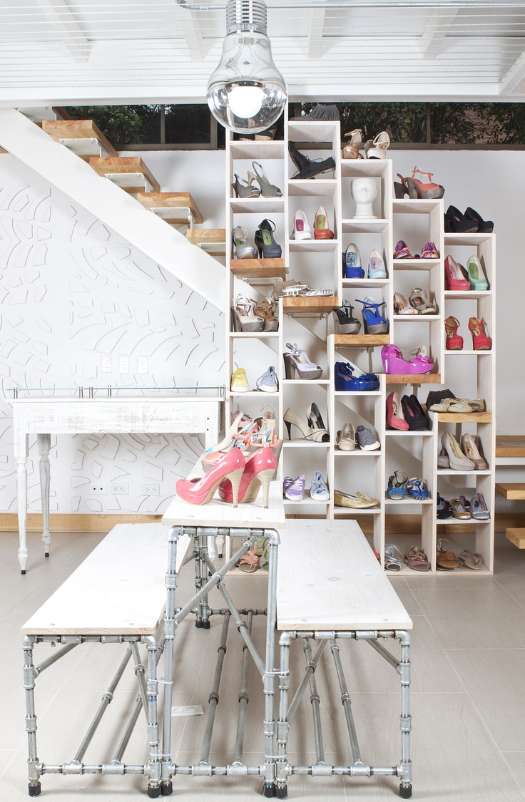 shoes  fashion store design