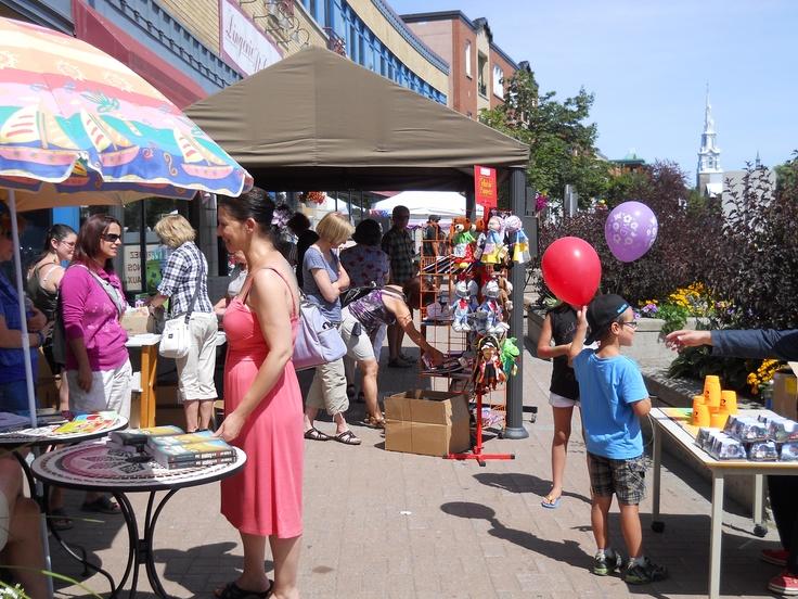 Rimouski: un centre-ville dynamique!  www.tourisme-rimouski.org