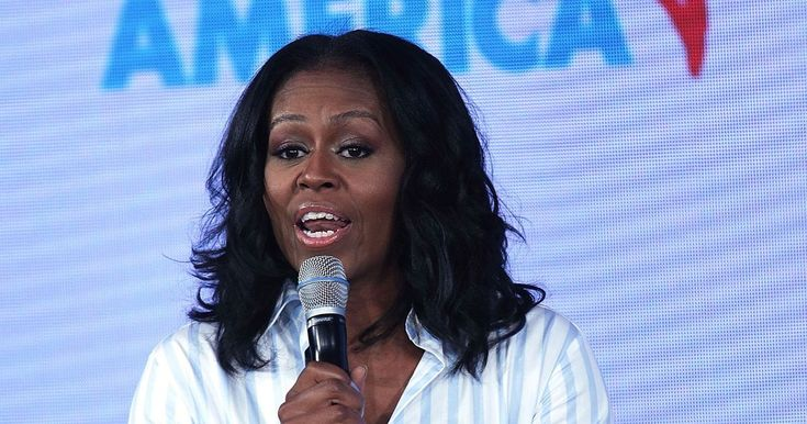 Michelle Obama just roasted Donald Trump for his 'crap' school lunch plan http://mashable.com/2017/05/12/michelle-obama-obesity-crap-lunches/?utm_campaign=crowdfire&utm_content=crowdfire&utm_medium=social&utm_source=pinterest