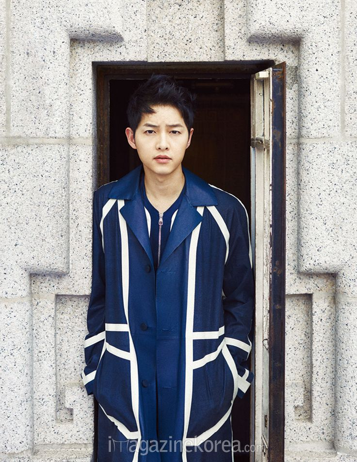 Harper's Bazaar Korea Unleashes A Song Joong Ki Ambush With More May Spreads | Couch Kimchi
