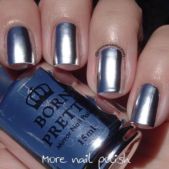 25+ best ideas about Chrome mirror nail polish on ...