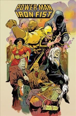 Marvel Power Man and Iron Fist 3: Street Magic