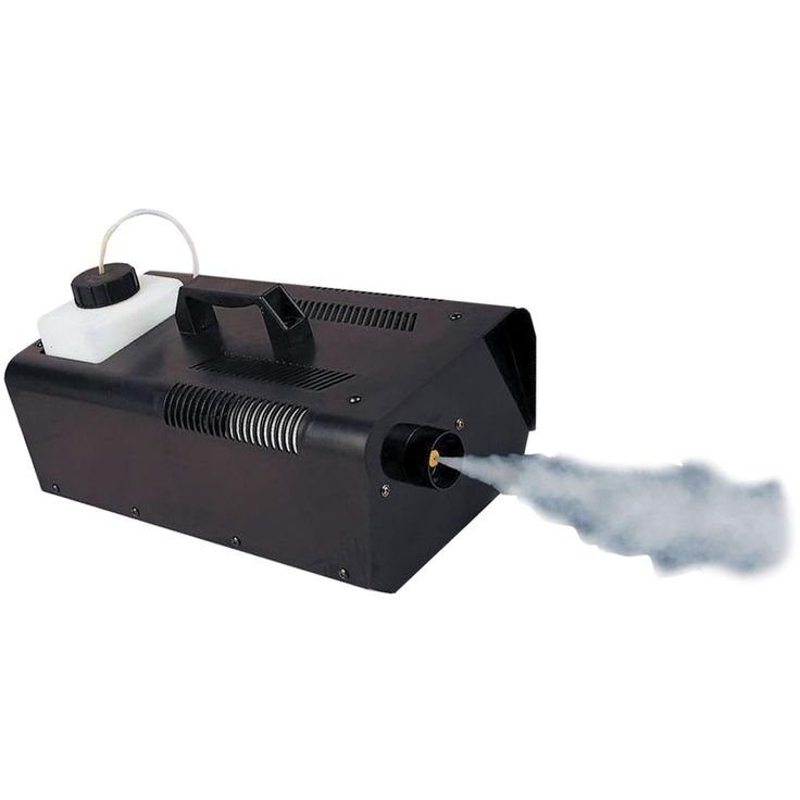 best fog machine for photography