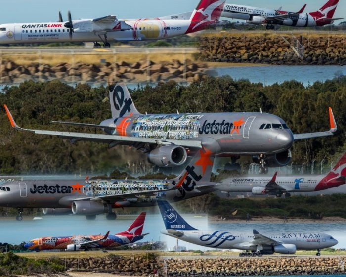 Airline Special Livery Proves To Be An Excellent Promotional Tool