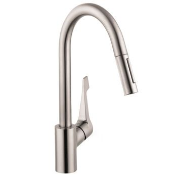 hansgrohe cento kitchen faucet available at costco buy